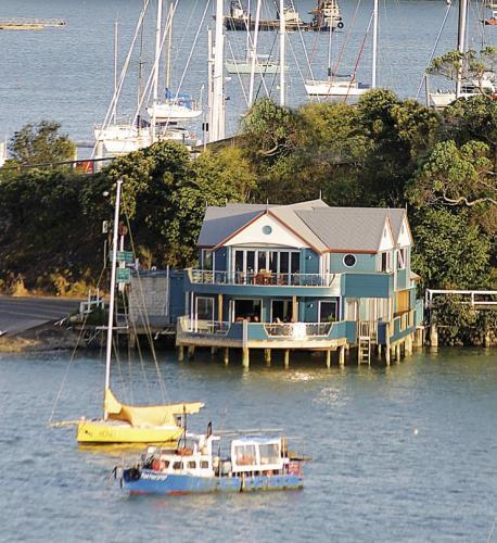 . The Boathouse