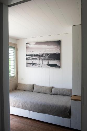 Superior Doppelzimmer mit Meerblick Hostal Spa Empúries 12
