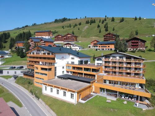 Damülser Hof - Wellness & Spa - Hotel - Damüls