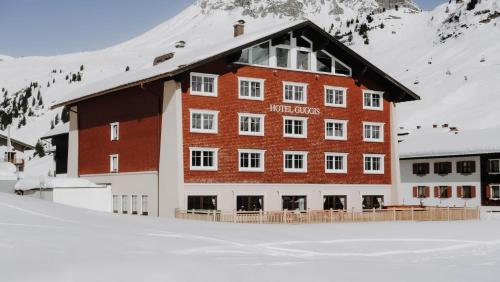 Bed & Breakfast Hotel Guggis - Accommodation - Zürs