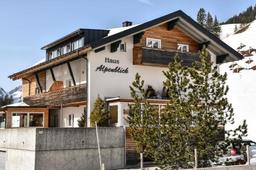 Alpenblick - Apartment - Schröcken