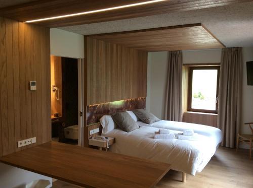 Doppelzimmer - Einzelnutzung Palacio de Yrisarri by IrriSarri Land 4