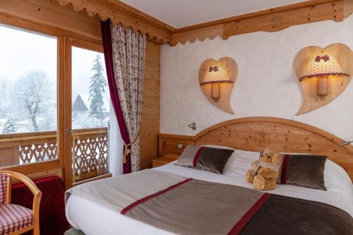 Chalet-Hôtel Neige et Roc, The Originals Relais (Hotel-Chalet de Tradition) - Samoëns