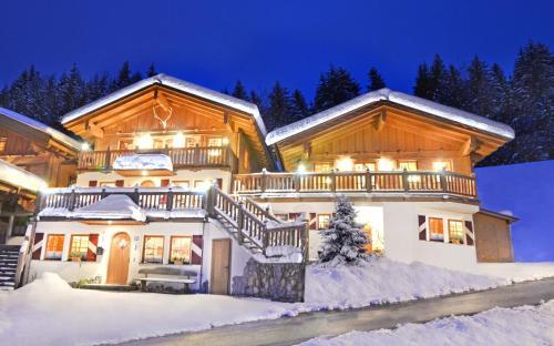 Chalet Berghof Flachau