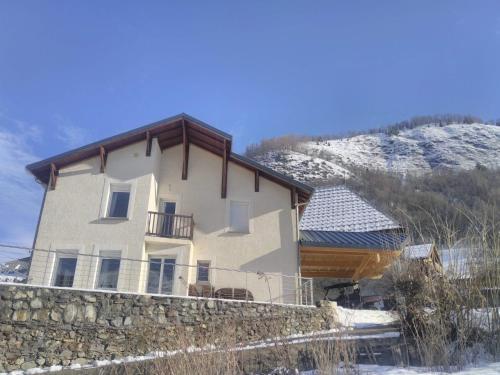 Chalet mont de lans - Accommodation - Les Deux Alpes