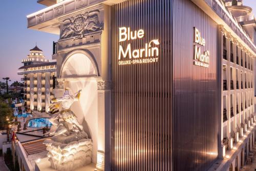 Blue Marlin Deluxe Spa & Resort - Hotel - Konakli