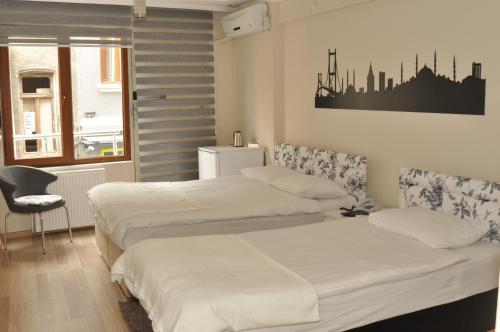 Istanbul Net House Hotel ulaşım