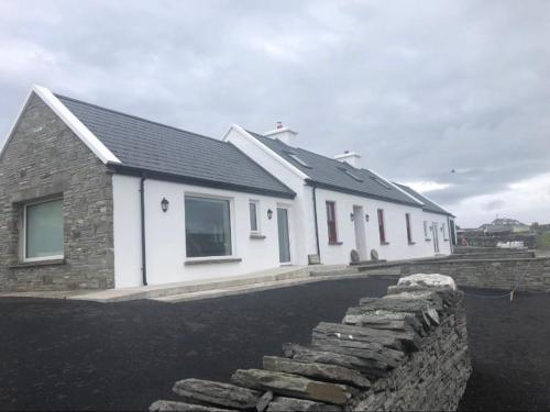. Conway's Cottage with Sea View Nestling by Cliffs-of-Moher