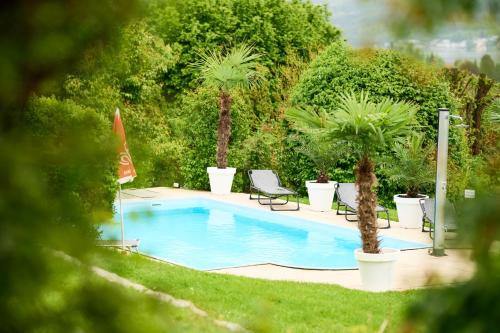 . Haus Aussicht - Ferienwohnungen Velden