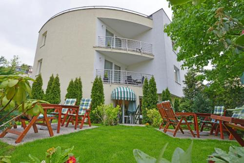 Hotel Antares obrázok