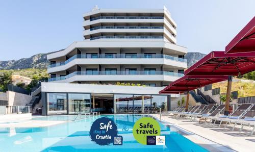 Hotel Plaža Duce