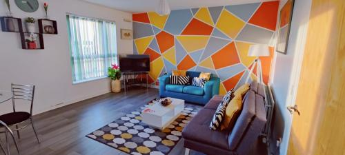 . The Pent House - Lushio Apartments