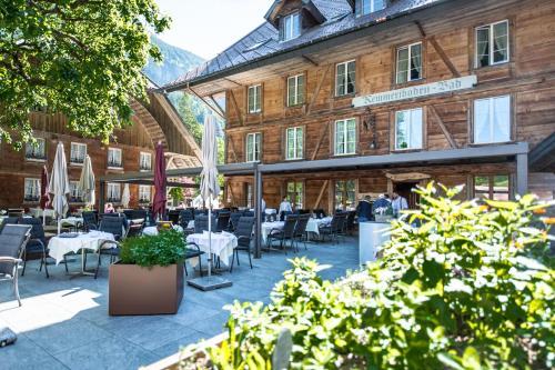 Accommodation in Schangnau