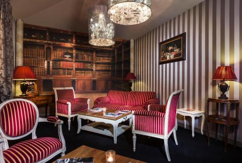 Hotel Claridge Paris photo 13