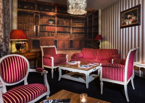 Hotel Claridge Paris photo 14