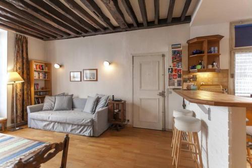 SAINT LOUIS in l'lle 1Bedroom apartment - Location saisonnière - Paris