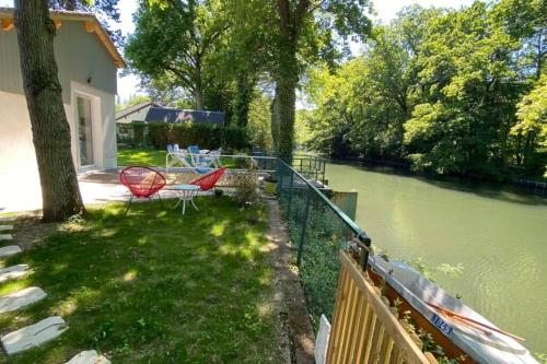 Loire Nature, proche de la ville - Location saisonnière - Orléans