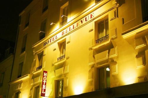 Hotel Bellevue Montmartre - Hôtel - Paris
