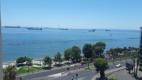 Limassol Sea View Beach Apartment