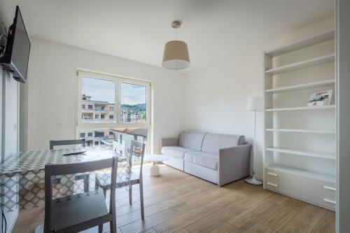 . Modern apartment in Lugano