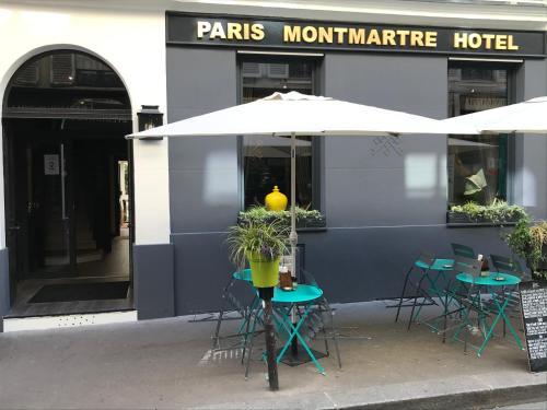 Hotel de Paris Montmartre - Hôtel - Paris