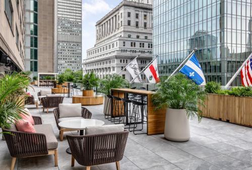 Fairmont The Queen Elizabeth - Hotel - Montréal