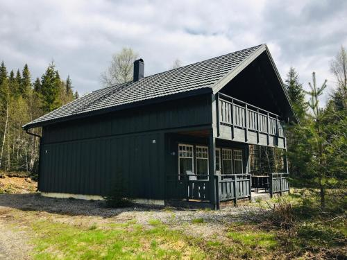 Hytte i Trysil nær Osensjøen med sjøutsikt - Hotel - Trysil