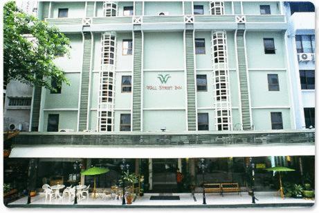 Wall Street Inn, Bangkok impression
