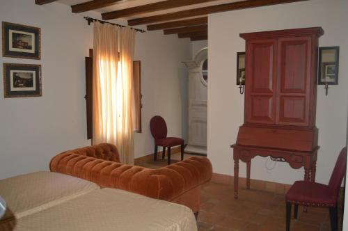 2 Doppelzimmer mit Verbindungstür Hacienda Montija Hotel 1