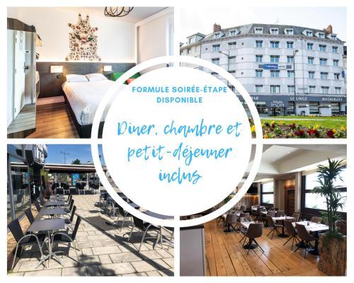 The Originals City, Hôtel Le Berry, Bourges - Rénové 2020 - Hôtel - Bourges