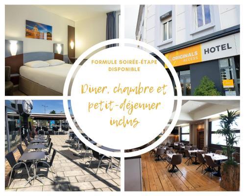 The Originals Access, Hôtel Bourges Gare - Hôtel - Bourges
