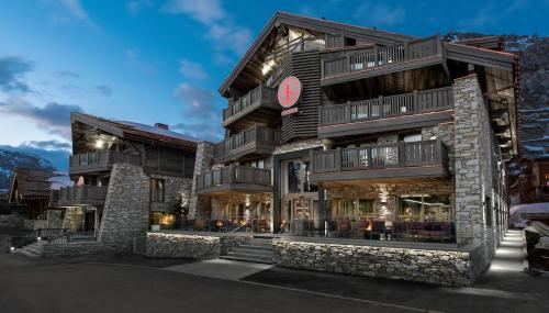 Hotel Le K2 Chogori - Val d'Isère