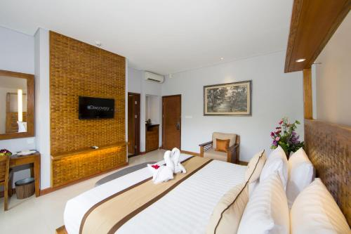 Special Offer - Suite Room with Spa Credit