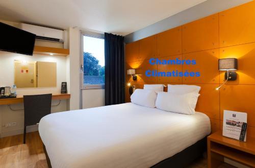 Comfort Hotel Lille L'Union - Hôtel - Tourcoing
