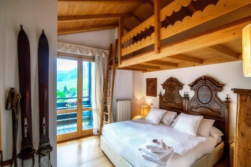 Charming Mountain Penthouse - Apartment - Aprica