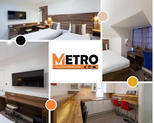 Heathrow-Windsor Serviced House by Metro Serviced Apartments ,Free Parking & WiFi