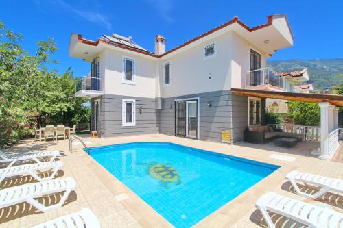 Bahar Villa - Accommodation - Oludeniz