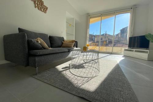 Le Sunshine - Bright apartment terrace - Location saisonnière - Nîmes