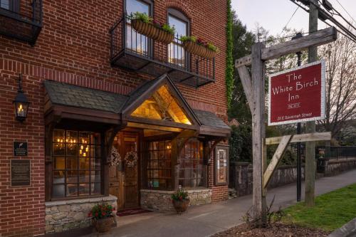The White Birch Inn - Hotel - Clayton
