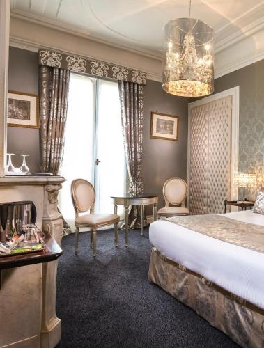 Hotel Claridge Paris photo 19