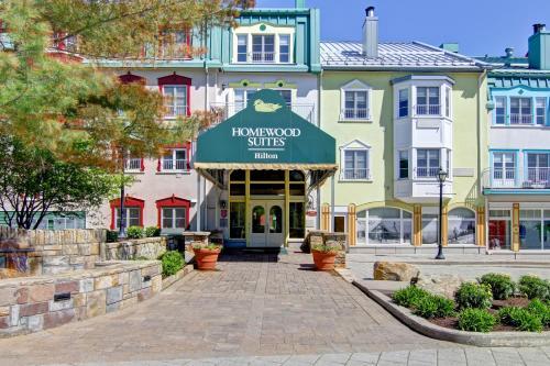 Homewood Suites by Hilton Mont-Tremblant Resort - Hotel - Mont Tremblant