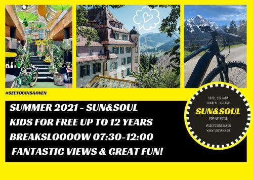 . The Sun&Soul Panorama Pop-Up Hotel Solsana
