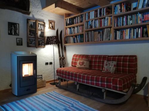 Bed&Breakfast Campaciol - Accommodation - Livigno