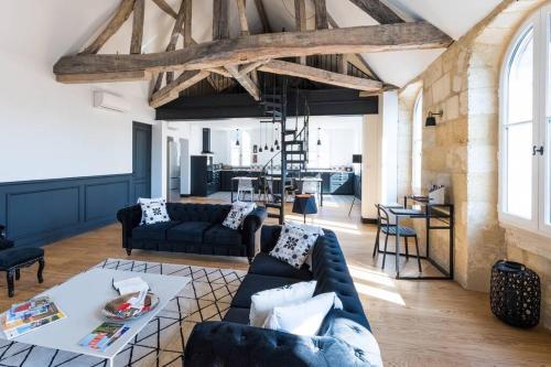 Magnifique loft type Boutique Hôtel à Libourne - Location saisonnière - Libourne