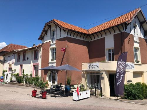 Accommodation in Bleurville