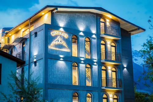 Hotel Mestia Inn - Mestia