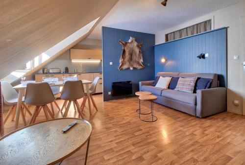 Appartement tout confort au pied des pistes - Apartment - Val Louron
