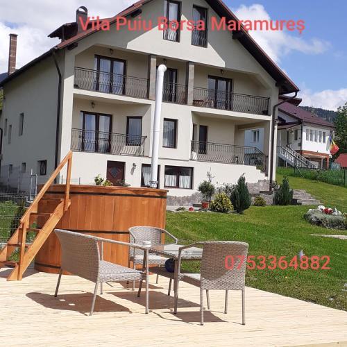 Vila Puiu Borsa MM - Accommodation - Borsa