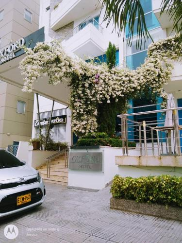 . Hotel Oxford Barranquilla