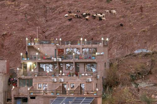 Les Jardins du Toubkal - Hotel - Imlil